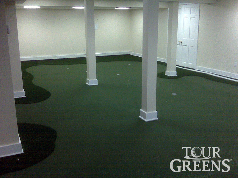 Grass Amp More Outdoor Services Indoor Artificial Putting